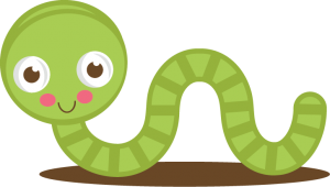 Cute Green Worm SVG cut files for scrapbooking worm svg file worm svg cut file free svgs