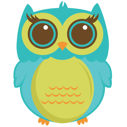 Cute Owl SVG files for scrapbooking owl svg file owl svg cut file owl    Cute Owl Clip Art