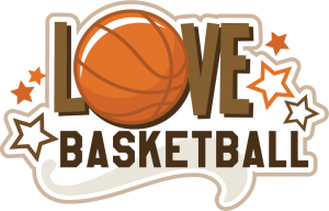 Love Basketball SVG scrapbook title basketball svg scrapbook file sports svg files free svg cut files