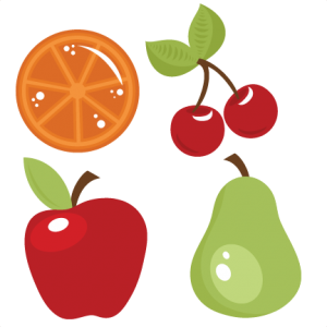 Fruit Set SVG files for scrapbooking fruit svg cut files free svgs free svg cuts svg files free svgs