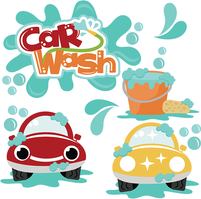 free cartoon car wash clipart - photo #5