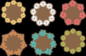 Flower Background SVG shapes 12 x12 svg background shapes free svgs free svg cuts free svg cut files