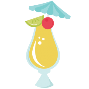 Tropical Drink SVG cut files for scrapbooking tropical svg files free svgs free svg cuts