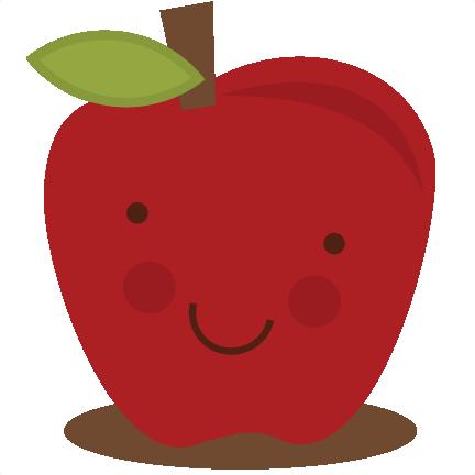 Cute Apple SVG apple svg file svg files for scrapbooking ...