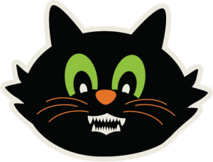 Scary Cat SVG cut file free svgs free svg cuts for scrapbooking halloween svg files cute halloween