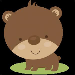 Cute Bear SVG scrapbook file bear svg file cute bear svg file cute svg cuts free svgs free svg cut files