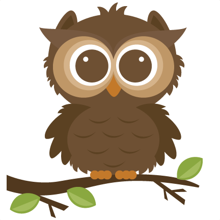 Cute Fall Owl Clip Art Forrest owlCute Owl Clip Art