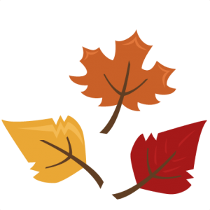 Fall Leaves SVG autumn svg file svg files for scrapbooking cute clipart fall svg cut files