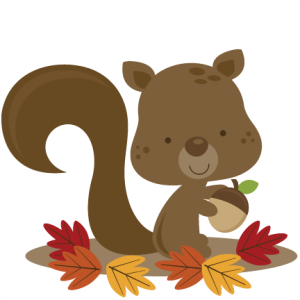 Fall Squirrel SVG file for scrapbooking cardmaking squirrel svg cut squirrel cut file free svgs