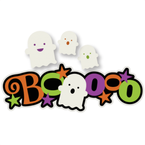 Boooo SVG scrapbook title ghost svg file halloween svg cut file halloween scal cuts free svgs