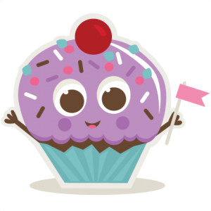 Birthday Cupcake SVG cut files for scrapbooking birthday svg files free svgs svg cut files