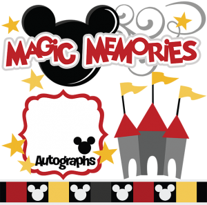 Magic Memories SVG cut files castle svg cut file flourish svg cut file free svg cuts