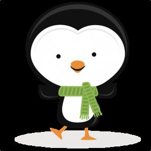 Penguin SVG cutting file winter svg cuts winter svg cutting files penguin cut files free scal files