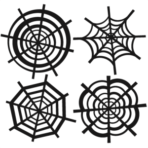 Spiderwebs SVG cutting files halloween svg cuts halloween free cutting files for cricut