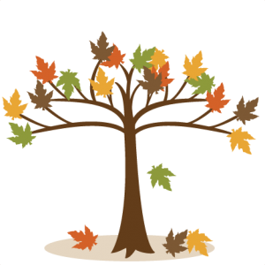 Autumn Tree SVG files for scrapbooking fall tree svg autumn tree svg  tree svg  tree svg