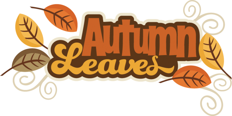 Autumn l Leaves SVG autumn svg file svg files for scrapbooking ...