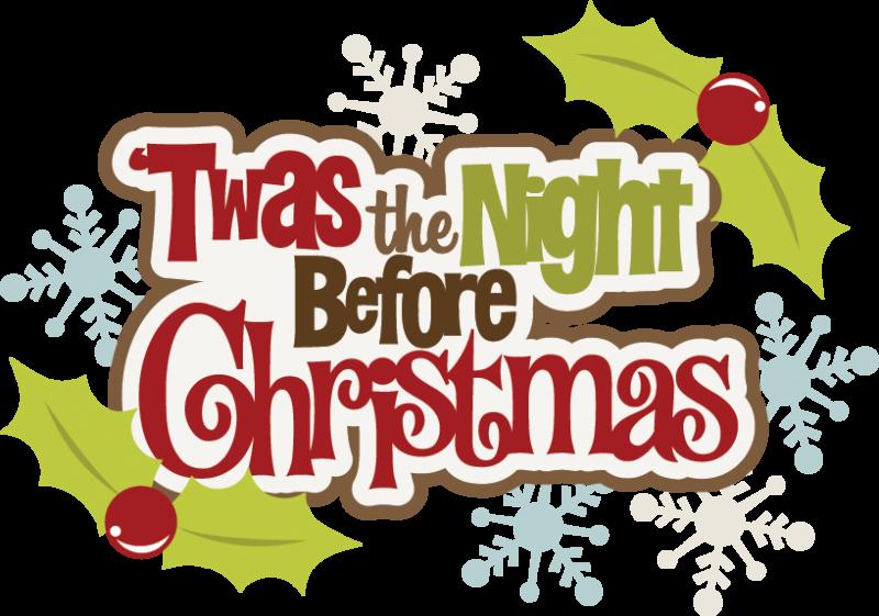 free christmas eve clipart - photo #46