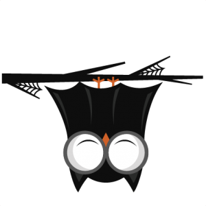 Halloween Bat Owl SVG cutting files bat svg cuts halloween svg files bat cutting files for cricut free svgs