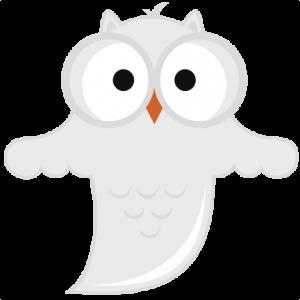 Halloween Ghost Owl SVG scrapbooking file halloween svg cut files free svg cuts