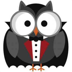 Halloween Vampire Owl SVG cutting files halloween svg cuts free svg files free svg cuts