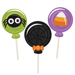 Halloween Lollipops SVG scrapbook title halloween svg cutting scrapbook title free svg cuts