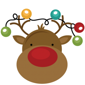 Reindeer With Lights - reindeerwithlights50cents111513 - Christmas