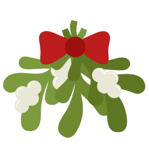 Christmas Mistletoe SVG cutting file christmas svg cut file christmas svgs free svg cuts