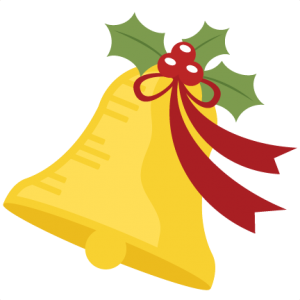 Christmas Bell SVG cutting files free svg cuts