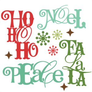 Christmas Sentiments SVG cutting files christmas svg cuts free svgs free svg cuts
