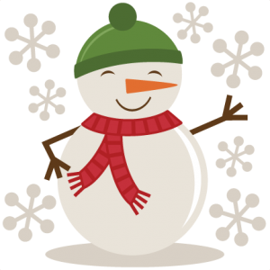 Happy Snowman SVG cutting files winter svg files christmas svg files free svg cuts