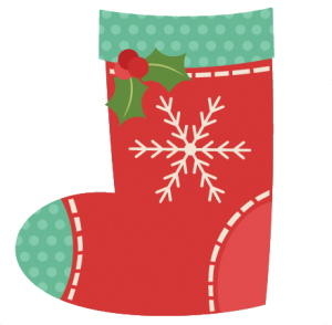 Christmas Stocking SVG cutting files christmas svg cuts christmas cutting files for cricut