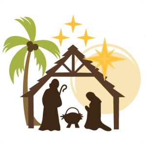 Nativity SVG cutting file christmas svg cut files free svgs
