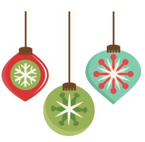 Ornament Set SVG cutting files christmas ornament svg cut files free svgs free svg cuts
