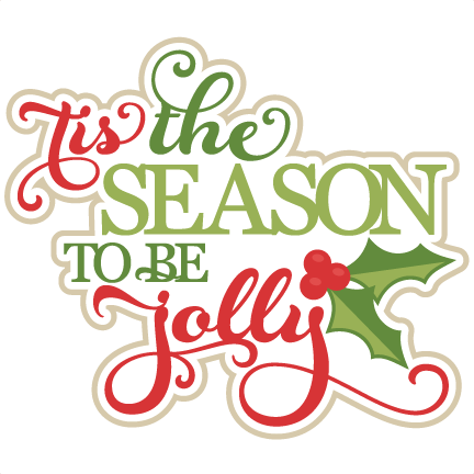 Tis The Season SVG scrapbook title christmas svg scrapbook title.