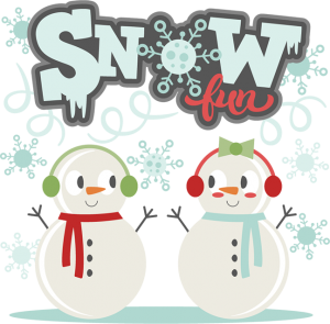 Snow Fun SVG cutting files christmas svg cuts snow svg cuttting files free svgs winter svg cuts