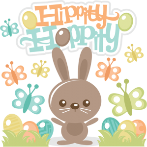 Hippity Hoppity Boy SVG cutting files easter svg cuts