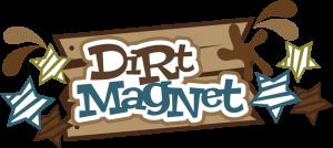Dirt Magnet SVG scrapbook title boy svg cut file boy svg scrapbook title free svg cuts