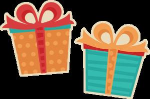 Birthday Presents SVG cut file birthday svg files birthday svg cutting files free svg cuts