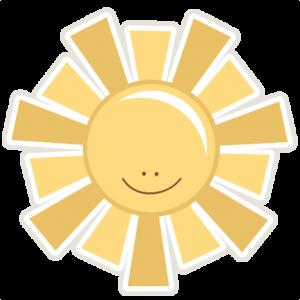 Happy Sun SVG cutting file for scrapbooking free svg cuts sun svg cut file