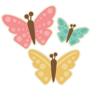 Spring Butterfly Set SVG cutting files for scrapbooking butterfly svg cut files butterfly scut files