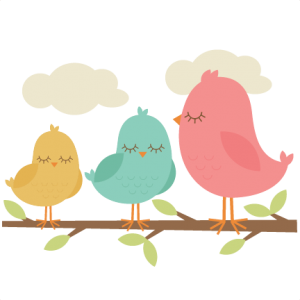Birds On A Branch SVG cut files birds svg cut files free svgs free svg cuts cute clipart