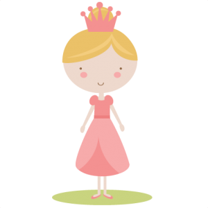 Princess SVG cutting file for cricut princess svg cut file scut files scal