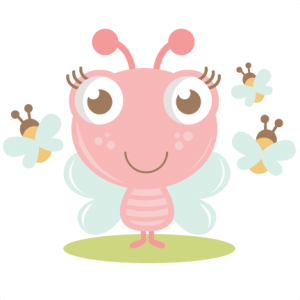 Pretty Bug SVG cutting file for scrapbooking bug svg cut file bugs svg files
