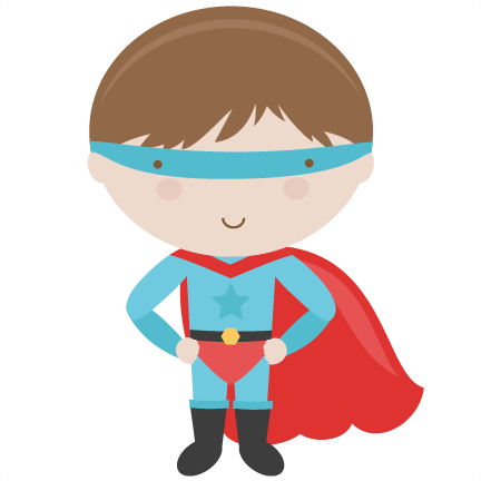 Superhero Kid Png