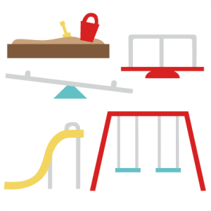 Playground Set SVG cutting files playground svg cut files slide svg cuts play svg cut files free svgs