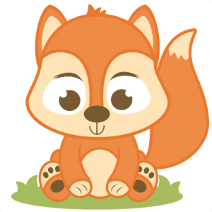 Baby Fox SVG cutting files foxsvg cut file baby fox svg file for scrapbooking
