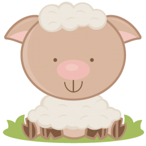 Baby Lamb SVG cutting file for scrapbooking free svg cuts free svg files baby lamb svg cut file