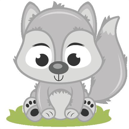 cute baby wolf drawings