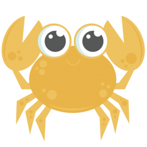 Crab SVG cutting files for scrapbooking ocean svg cut files ocean svg cuts beach svg files