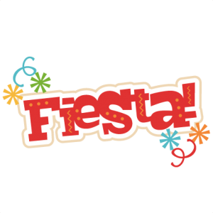 Fiesta SVG scrapbook title fiesta svg cut file svg cuts svg files for scal